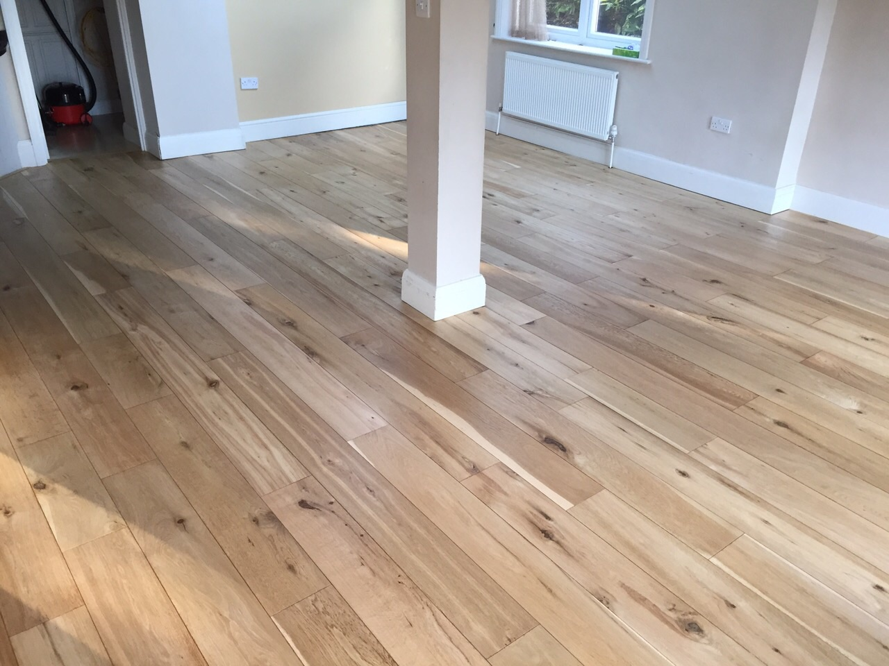 Wood floors can add value to your property for Add floor