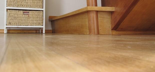 Floor Sanding London Oiling Wood Floors